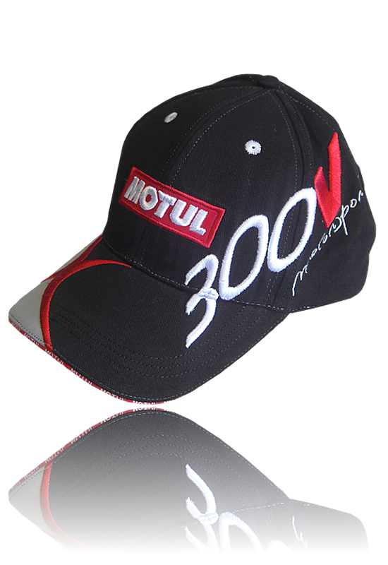 motul-kappe-schwarz 300V